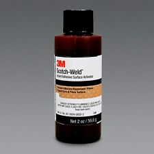 Scotch 62380408302 3m Weld Instant Adhesive Surface Activator Light Amber 2oz