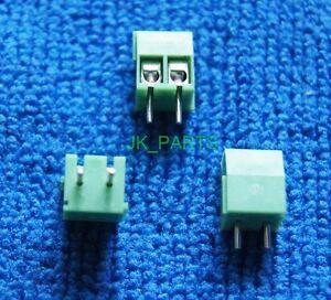 10pcs-3-5mm-Pitch-2-pin-2-way-Straight-Pin-PCB-Screw-Terminal-Blocks-Connector