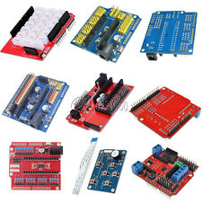 Nano Io Expansion Sensor Shield For Arduino Uno R3 Xbee24l01bluetoothsrs485