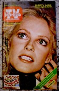 TV Guide 1978 Charlie's Angels Cheryl Ladd International GD/VG COA Super Rare