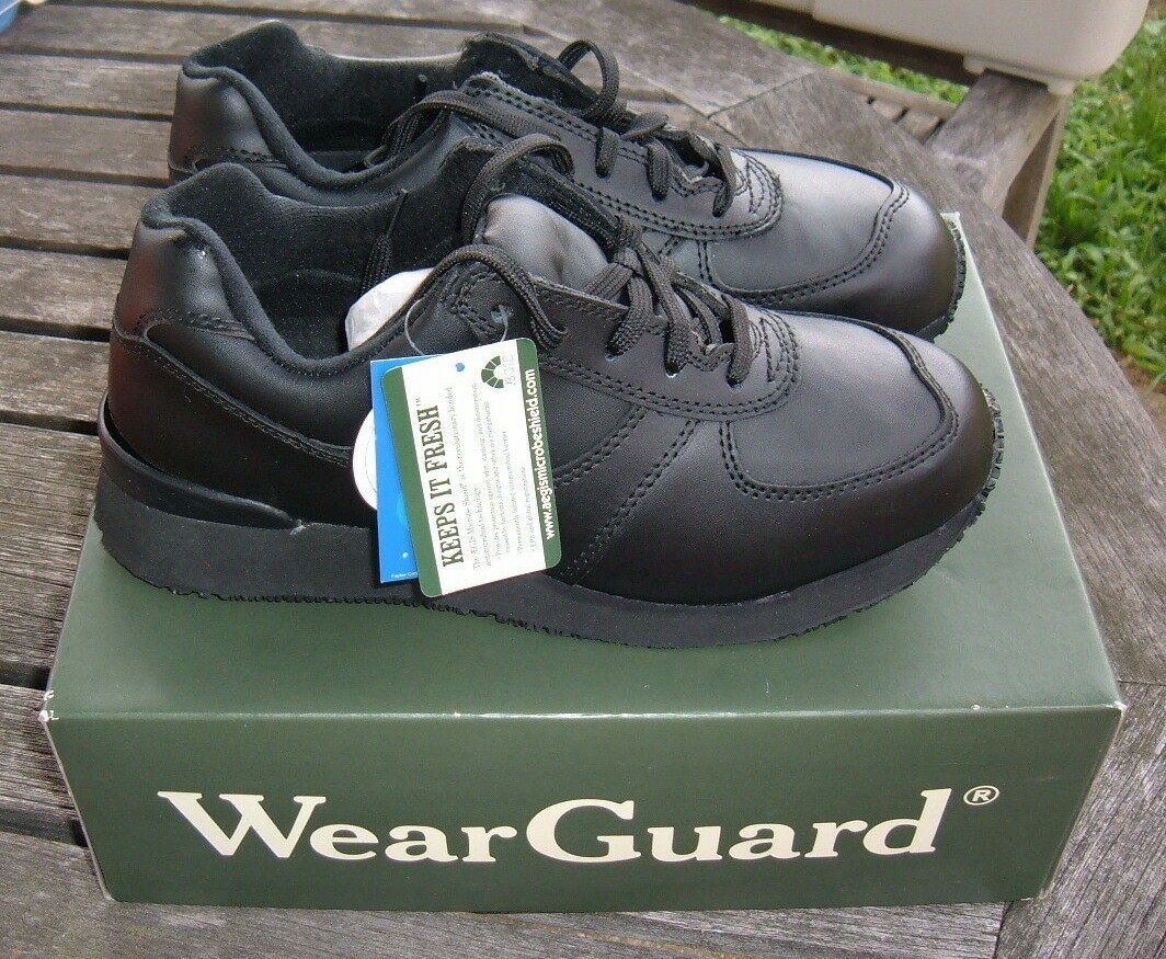 WearGuard Safety Mens Work shoes Size 9M