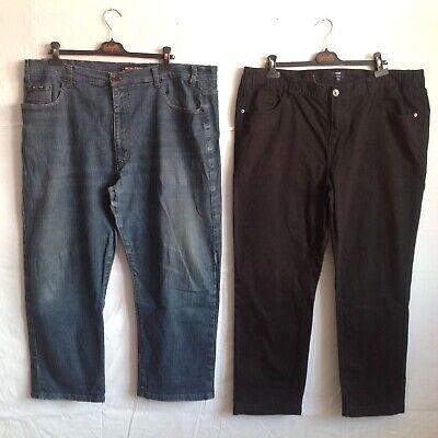 Lot De 2 Pantalons Jeans _ Grande Taille _ T.54 (pj 04/05/6 ) Per Vincere Una Grande Ammirazione Ed è Ampiamente Fidato In Patria E All'Estero.