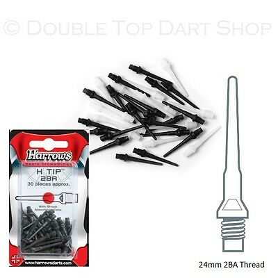 DARTS SOFT TIPS PACK OF 50 KEY POINT REPLACEMENT POINTS SPECIAL OFFER H0H8