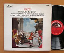 ALP 2297 Haydn Symphony nos. 26 44 & 48 Yehudi Menuhin 1967 EMI Mono EX/VG