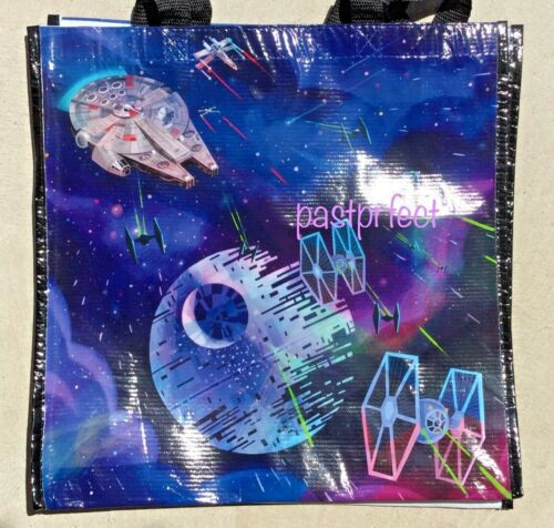 Disney D23 Expo Tote Bag Star Wars Millennium Falcon Team of Heroes Map 2020