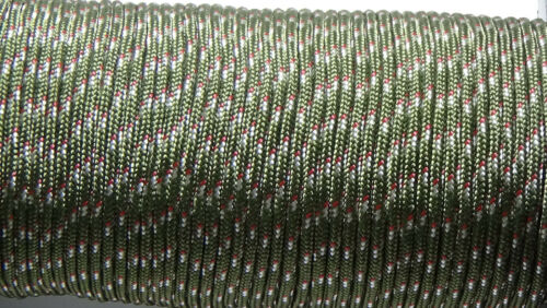 PARACORD 1 core rope string line 2mm poly synthetic sailing tie lanyard cord UK