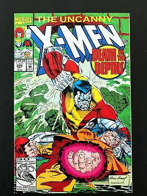 Oct 1992, Marvel Newsstand or Direct Choose One Kubert Details about  /Uncanny X-Men #293