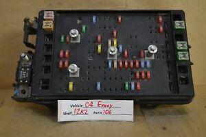 2005 Gmc Envoy Fuse Box - Cars Wiring Diagram