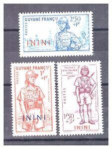 ININI-N-48-50-3-VALEURS-NEUVES-SUPERBE