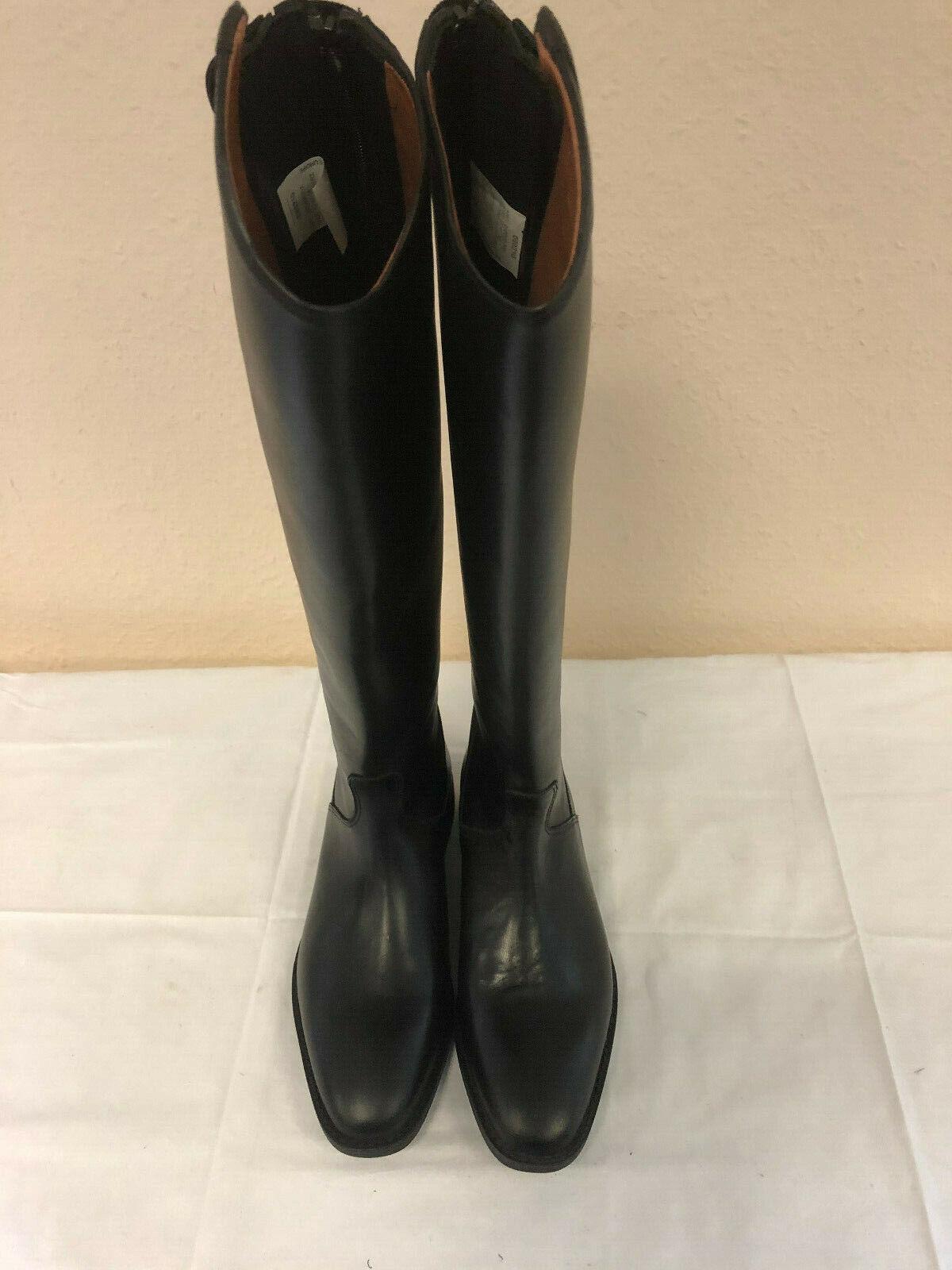 Cavallo reitbotas botas Summer, negro, talla 38 h48 w41