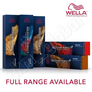 Wella Koleston Perfect ME+ 60ml - Full Range - Fast Delivery Available