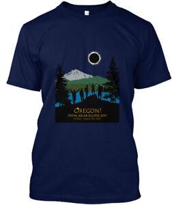 Total-Solar-Eclipse-2017-Oregon-Oregon-Hanes-Tagless-Tee-T-Shirt