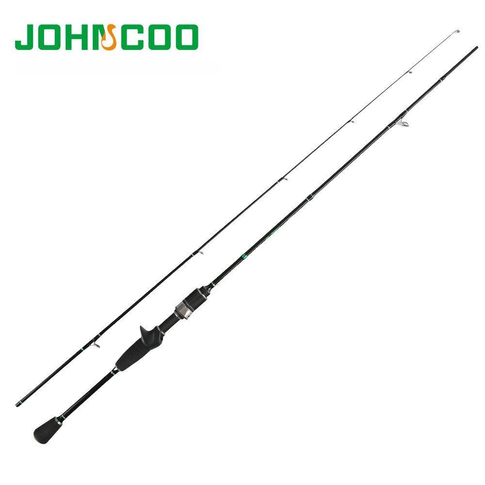 UL Fishing Rod 0.6-6g Fast Action Spinning Rod for Light JiggingCarbon Rod 562UL