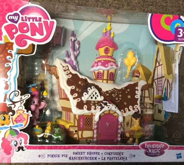My Little Pony Sweet Apple Acres Ages 3+ SWEET APPLE JUICE STAND Collection