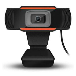 Pivotante-Webcam-Ordinateur-Webcam-HD-Camera-Video-PC-Numerique-Webcam