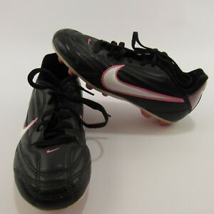 online store 8bbc2 40a6c Image is loading Nike-Premier-II-FG-Girls-Soccer-Cleats-1Y-
