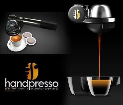 Handpresso Espresso Intense Portafilter Matte Black