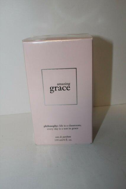 Amazing Grace Philosophy Eau De Parfum 4 oz  NIB