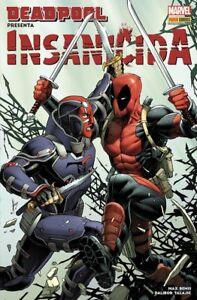 Deadpool-presenta-Insanicida-Marvel-Icon-34-Panini-Comics-ITALIANO-NUOVO