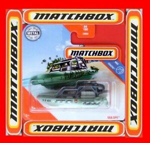 MATCHBOX-2020-SEA-SPY-84-100-NEU-amp-OVP