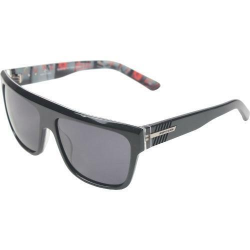 Prints Sunglasses Shades Red Trigg Sunnies Protection Vsa333 Curl Rip Black WEDIeH9Y2