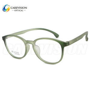 e610f7f6558 Ultra-Light Flexible TR90 Eyeglasses Frame Full Rim Eyewear Optics ...