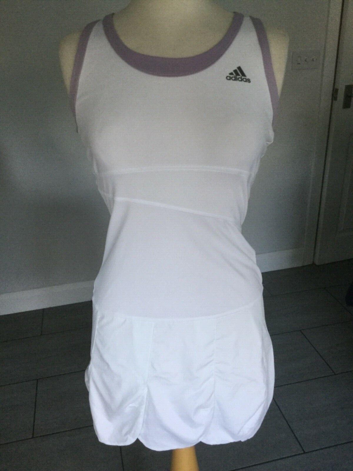 Adidas Performance Women's Sleeveless Tennis Dress Size 10 Clima365 BNWT RRP