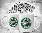 Starbucks style - Game of Thrones - Funny - Cool Mug Cup Tea Coffee 330ml - 11oz