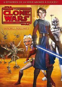 Star-Wars-Clone-Wars-Temporada-2-Volumen-2-DVD-Nuevo-en-Blister