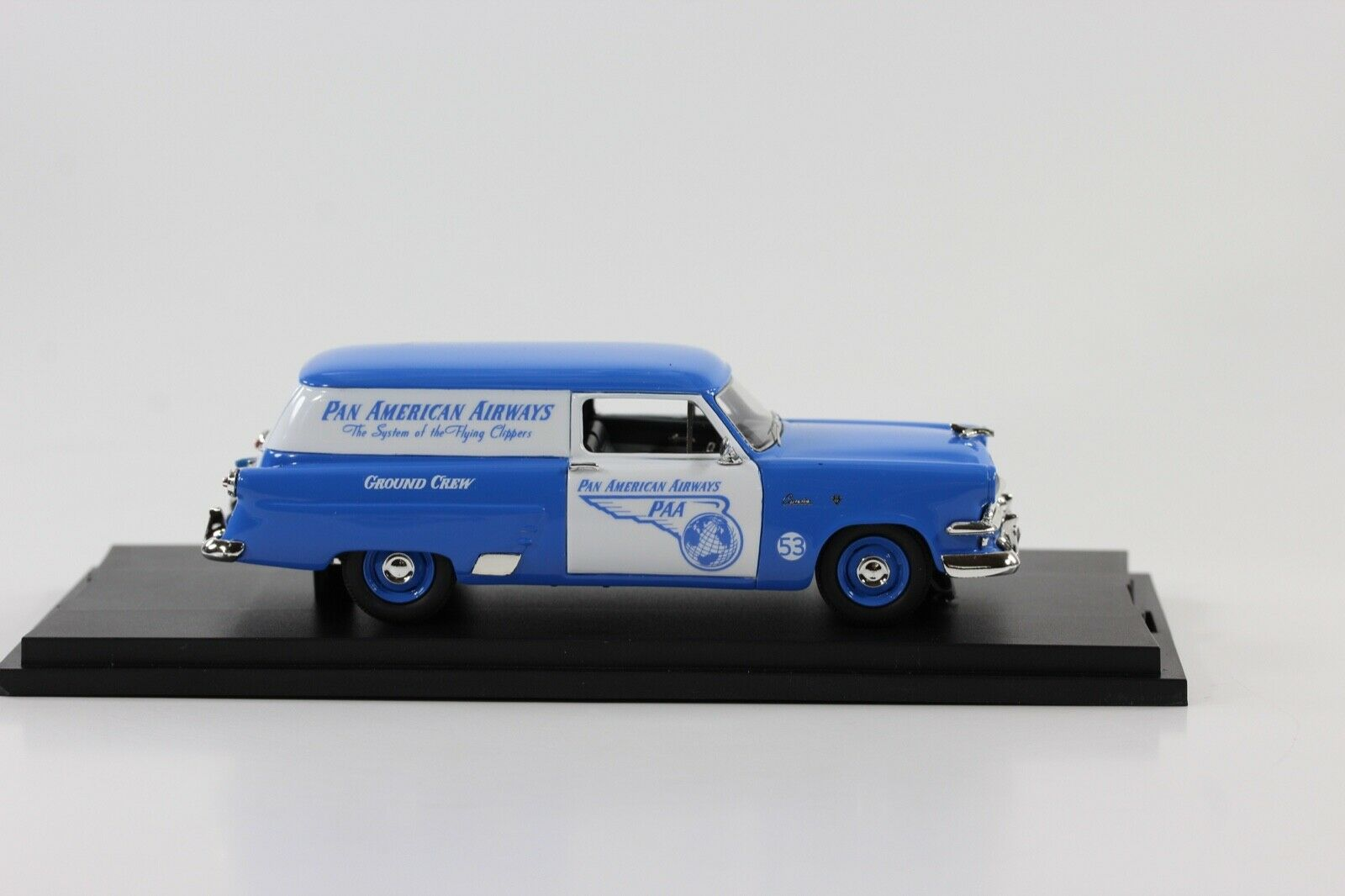 Ford  Pan American Airways  1953 orvarg Collection  1 43 USA GC-PAA-001  qualité authentique