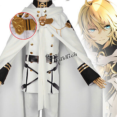 Seraph of the End  Owari no Seraph Mikaela Hyakuya Cosplay Anime Kostüm Fashion