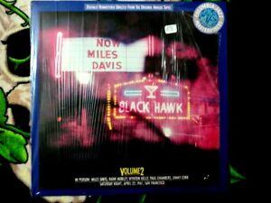 MILES DAVIS VINYL LP IN PERSON SATURDAY NIGHT AT THE BLACKHAWK 1988 CJ 44425