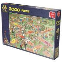 Jumbo Jigsaw Puzzle Crazy Golf Jan Van Haasteren 3000 Pcs Cartoon 17220