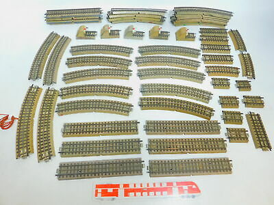 Constructive By634-3# 55x Märklin H0/00/ac M-gleis/prellbock/ausgleichsstück Für 3600/800 Handsome Appearance Toys & Hobbies Oo Scale