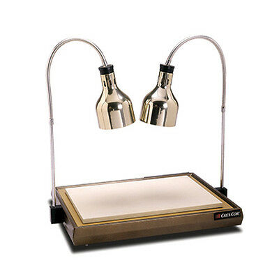 Cres Cor CSH-122-10-PN Countertop Carving Station W/ Nickel Infra Red Lamps