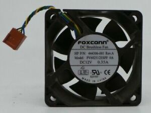 HP Compaq DC7900 FOXCONN PC 4-Pin Cooling Fan 435452-001