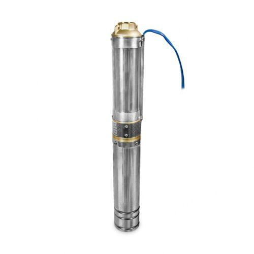 Tiefbrunnenpumpe 0,75 KW 4000 l//h Brunnenpumpe Rohrpumpe 6,7 bar Tauchpumpe