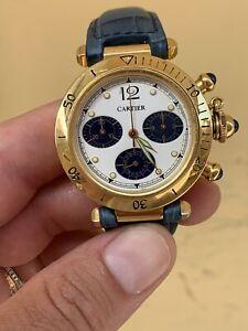 orologi cartier pasha cronografo