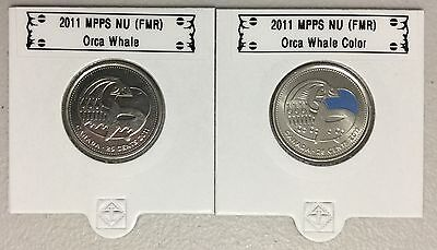 Laura Secord RCM Non-colorized Uncirculated 2013-25-cents