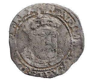 Henry Viii Posthumous Groat 1547-51 York