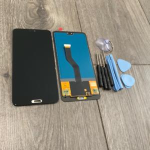 Remplacement-ecran-LCD-Numeriseur-Ecran-Tactile-Assemblee-Pour-Huawei-P20-Pro-UK