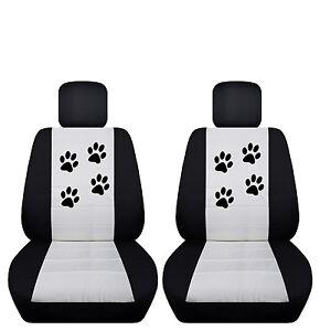 Fits 2014 To 2017 Toyota Corolla Velvet Paw Print Seat