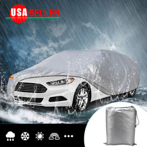 FORD FIESTA VAN 13/> Water Rain Ice /& Snow Protection Breathable Full Car Cover