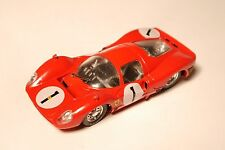 Ferrari 330 P3 Coupe in rot rouge rosso roja red Parker ? #1, Brumm in 1:43!