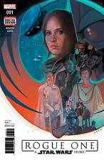STAR WARS ROGUE ONE ADAPTATION #1 (OF 6) MARVEL 1st Print 5/4/17 NM