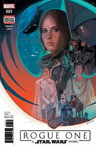STAR-WARS-ROGUE-ONE-ADAPTATION-1-OF-6-MARVEL-1st-Print-5-4-17-NM