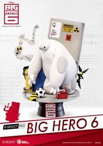 Baymax-Riesiges-Robowabohu-D-Select-Diorama-15-cm-Beast-Kingdom-Toys