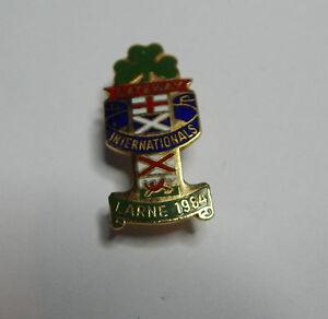 Bowling-gateway-Internationals-Larne-1984-Badge