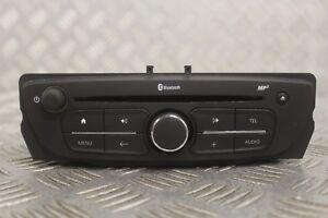 Autoradio-CD-bluetooth-GPS-Renault-Kangoo-II-281152808R-livre-avec-code