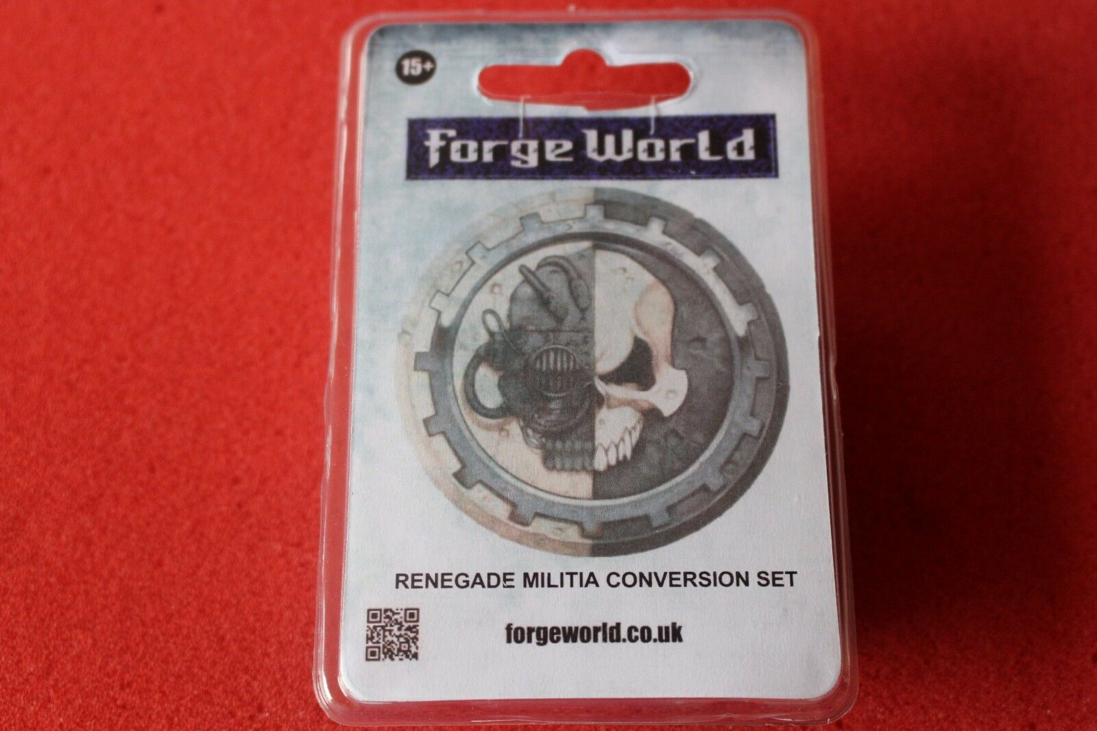 Games Workshop WH40k Forgeworld Chaos Renegade Militia Conversion Kit New Bodies